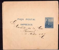 Argentina - Circa 1910 - Bande Postale - Labrador - 1 Ctv - A1RR2 - Cartas