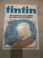 Tintin ( Magazine L'hebdomadaire ) 1974 N°50 - Tintin