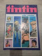 Tintin ( Magazine L'hebdomadaire ) 1974 N°51 - Tintin