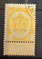 België Zegel Nrs 54 Used - 1893-1900 Thin Beard