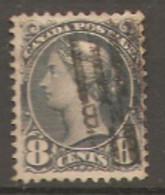Canada  1893  SG  117  8c    Fine Used - Oblitérés