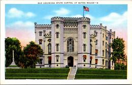 Louisiana Baton Rouge Old Louisiana State Capitol - Baton Rouge