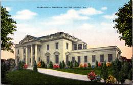 Louisiana Baton Rouge Governor's Mansion - Baton Rouge