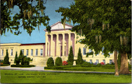 Louisiana Baton Rouge School Of Law Louisiana State University - Baton Rouge