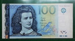 100 Krooni 1999 // CR // Bundesdruckerei - Estland