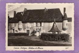24 COURSAC Château De Manou - Otros Municipios