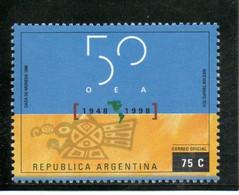ARGENTINE 1998 ** - Neufs