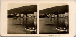 6595 - Kroatien - Abbazia , Opatija , Vom Meere Gesehen , Ruderboot V. 1911/12 - - Lieux