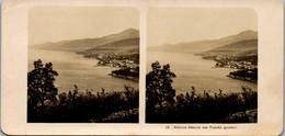 6596 - Kroatien - Abbazia , Opatija , Volosca Abbazia Von Preluka Gesehen V. 1911/12 - - Lieux