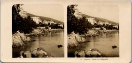 6598 - Kroatien - Abbazia , Opatija , Villen Am Südstrand V. 1911/12 - - Lieux