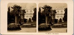 6605 - Kroatien - Abbazia , Opatija , Villa Angiolina V. 1911/12 - - Lieux