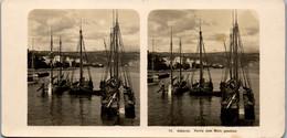 6610 - Kroatien - Abbazia , Opatija , Partie Vom Molo Gesehen V. 1911/12 - - Lieux