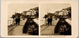 6628 - Kroatien - Abbazia , Opatija , Promenade Am Südstrand V. 1911/12 - - Lieux