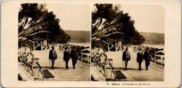 6630 - Kroatien - Abbazia , Opatija , Promenade Am Nordstrand V. 1911/12 - - Lieux