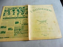 L'ILLUSTRATION 16 SEPTEMBRE 1905- TREMBLEMENT DE TERRE EN CALABRE -SHAH DE PERSE-SHAKESPEARE AU JAPON – DINARD-CAUCASE - L'Illustration
