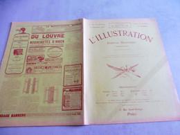 L'ILLUSTRATION 16 SEPTEMBRE 1905- BRAZZA- GRANVILLE- CONFLIT FRANCOIS VENEZUELIEN-CANONS ALLEMANDS-CALABRE - L'Illustration