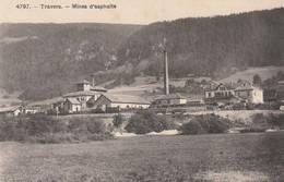 Travers - Mines D'asphalte - NE Neuchatel