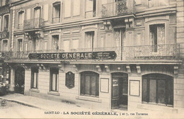 SAINT LO - La Société Générale -  5 Et 7 Rue Torteron - Voir Verso - Saint Lo