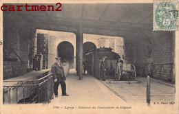 LYON LE FUNICULAIRE DE LOYASSE SAINT-PAUL A FOURVIERE 69005 TRAMWAY GARE STATION BAHNHOF TRAIN - Lyon 5