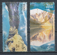 °°° INDIA 2006 - YT 1930/31 - MI 2165/66 °°° - Used Stamps