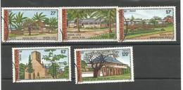 203/207 BATIMENTS ET MONUMENTS          (clasver4D) - Used Stamps