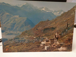 Cartolina Calasca Prov Verbano Cusio Ossola  Valle Anzasca - Verbania