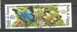 641/42  Papillons       (clasver4D) - Used Stamps