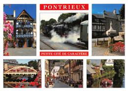 CPM - 22 - PONTRIEUX - Petite Cité De Caractère - Pontrieux