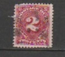 USA - Scott # J32 - Portomarken