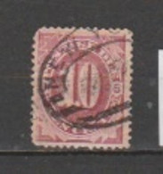USA - Scott # J 5-used - Portomarken