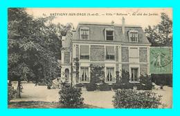 A899 / 037 91 - BRETIGNY SUR ORGE Villa BELLEVUE Du Coté Des Jardins - Bretigny Sur Orge