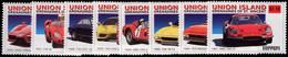 Union Island 2002 Ferrari Unmounted Mint. - St.Vincent (1979-...)