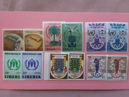 SUDAN + ALTRI - Lotticino Anno Mondiale Del Rifugiato - Nuovi ** + Spese Postali - Sudan (1954-...)