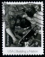 Etats-Unis / United States (Scott No.4801a - Building The Nation) (o) Sets - Usados