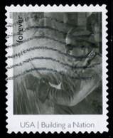 Etats-Unis / United States (Scott No.4801f - Building The Nation) (o) Sets - Usados