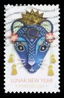 Etats-Unis / United States (Scott No.5428 - Chinise New Year) (o) - Usados