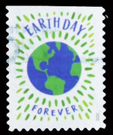 Etats-Unis / United States (Scott No.5459 - Earth Day) (o) - Usados