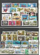 41007/1016  Boites Aux Lettres Et 35 Timbres Différents  Dont 879    Bonne Cote      (boitsorblan) - Used Stamps