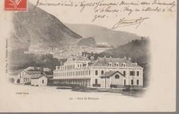 BRIANCON - LA GARE - Briancon