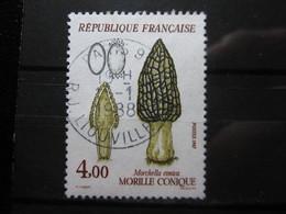 """VEND BEAU TIMBRE DE FRANCE N° 2490 , OBLITERATION """" PARIS - R. J. LIOUVILLE"""" !!! - Used Stamps"""