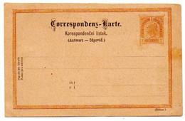 Autriche / Carte Postale, Entier Postal Neuf. - 1991-00 Cartas