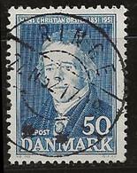 Danemark 1951 N° Y&T :  340  Obl. - Usado