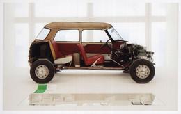 Mini Austin Classic Car Design Engine Robot Display 2011 Exhibition Postcard - Schilderijen