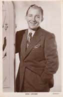 Bing Crosby Picturegoer Vintage Postcard - Schauspieler