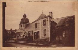 CPA LE FAOUET Arrivée Par La Route De Guémené (144767) - Le Faouet