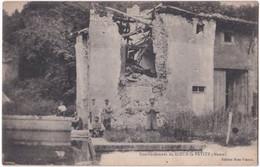 55. Bombardement De KOEUR-LA-PETITE. 2548 - Autres Communes