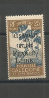 30 Timbre Taxe Surchargé France Libre Luxe Sans Ch                  (clasyverouge22) - Postage Due