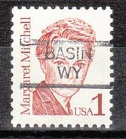 USA Precancel Vorausentwertung Preo, Locals Wyoming, Basin 835 - Voorafgestempeld