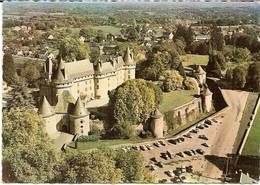 3J2  ---  19  POMPADOUR   Le Château - Otros Municipios