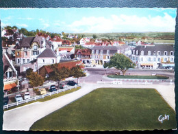 14, Blonville Sur Mer ,vue Générale .. Cpsm....gf...scan Recto  Verso - Otros Municipios